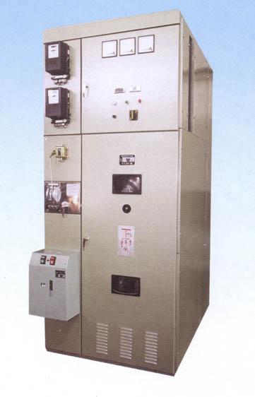 XGN2-12箱式固定式金属封闭开关设备